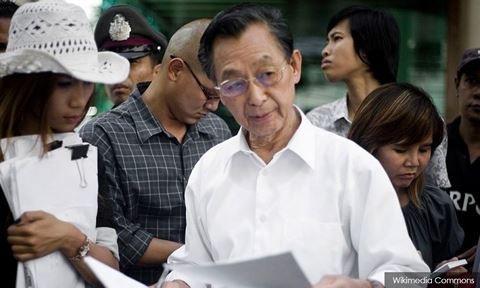 Cựu Thủ tướng Chuan Leekpai muốn trở lại tranh cử