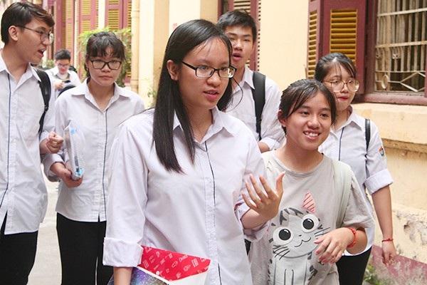 Từ năm 2021 trở đi, các bài thi, môn thi được thiết kế phù hợp với lộ trình triển khai chương trình giáo dục phổ thông mới; nếu điều kiện cho phép có thể tổ chức cho thí sinh làm bài thi trên máy tính.