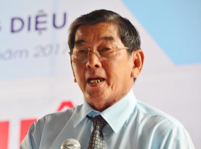 Kỹ sư Hồ Quang Cua.