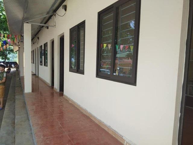 Nay 10 phòng công vụ cũng do Thẩm mỹ Hoàng Tuấn thông qua báo Dân trí đã được xây mới khang trang
