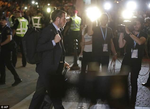 Real Madrid đặt chân xuống Kiev, sẵn sàng làm nên lịch sử - 6