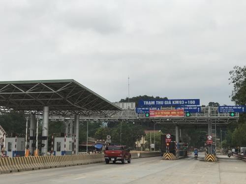 Cao tốc Bắc Giang - Lạng Sơn sẽ thu phí từ ngày 1/6