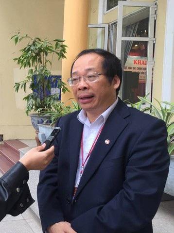 PGS.TS Lưu Văn An cho rằng việc tôn vinh người giỏi, người tài là cần thiết. (Ảnh: Lệ Thu)
