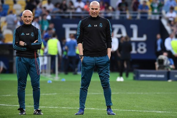 Real Madrid và Liverpool hừng hực khí thế trước trận chiến lịch sử - 1