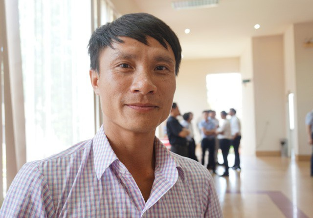 Được quy hoạch chức danh Phó phòng NN&PTNT huyện nhưng khi dự án kết thúc, một thời gian sau Phạm Văn Hòa mới được bố trí làm chuyên viên phòng này