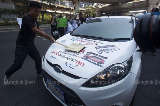 Ford Thái Lan tiếp tục bị kiện vì lỗi hộp số PowerShift - 1