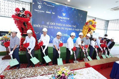 Dự án nhà ở cao cấp Thang Long Home - Hiệp Phước đón đầutiềm năng phát triển của Nhơn Trạch
