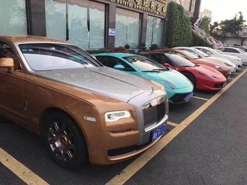 Đám cưới ngập vàng ở Trung Quốc gây xôn xao dư luận - 7