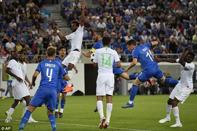 Balotelli lập công, Italia đánh bại đội bóng dự World Cup - Ảnh 5.
