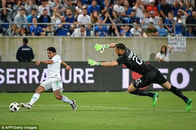 Balotelli lập công, Italia đánh bại đội bóng dự World Cup - Ảnh 6.