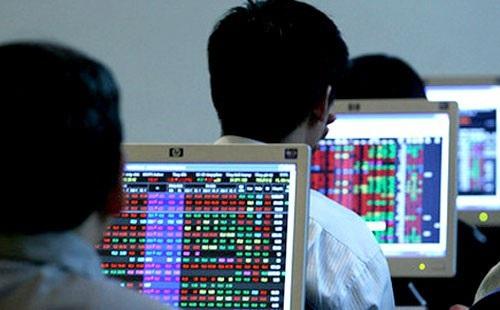 Thị trường chứng khoán vừa trải qua nhiều phiên giảm mạnh (ảnh minh họa).