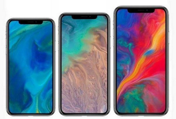 3 phiên bản iPhone mới trong năm 2018 của Apple nhiều khả năng sẽ đều sử dụng màn hình OLED