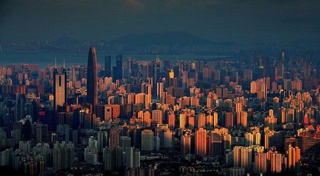 Đặc khu kinh tế toàn diện Thâm Quyến, Trung Quốc