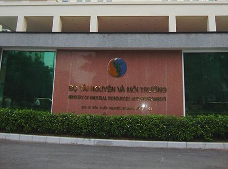 Trụ sở Bộ Tài nguyên và Môi trường