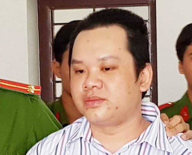 Bị cáo Trần Minh Hoàng. (Ảnh: CTV)