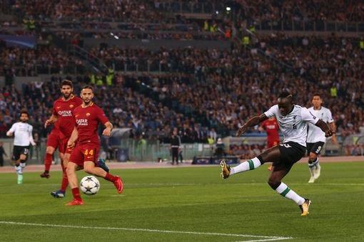 Bàn thắng thứ 9 của Mane ở mùa giải năm nay tại Champions League