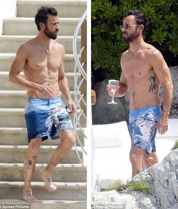 """Chồng cũ của Jennifer Aniston lại hò hẹn với """"bóng hồng"""" mới - 23"""