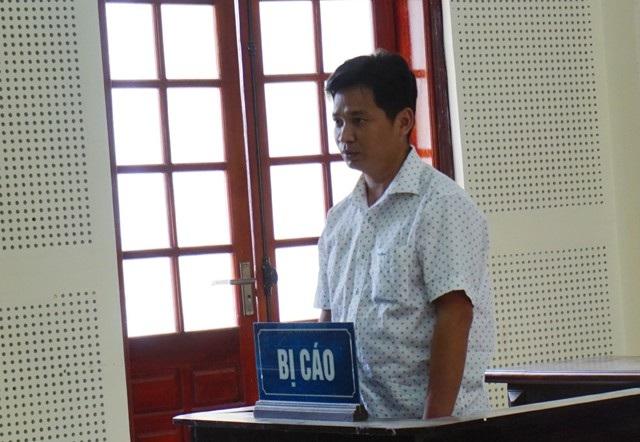 Lê Quang Khải - một mắt xích trong đường dây tổ chức người khác trốn đi nước ngoài bị TAND Nghệ An đưa ra xét xử vào ngày 29/5