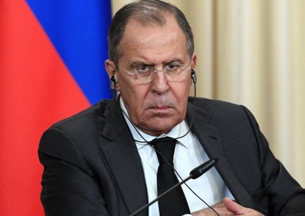 Ngoại trưởng Nga Sergei Lavrov (Ảnh: Reuters)