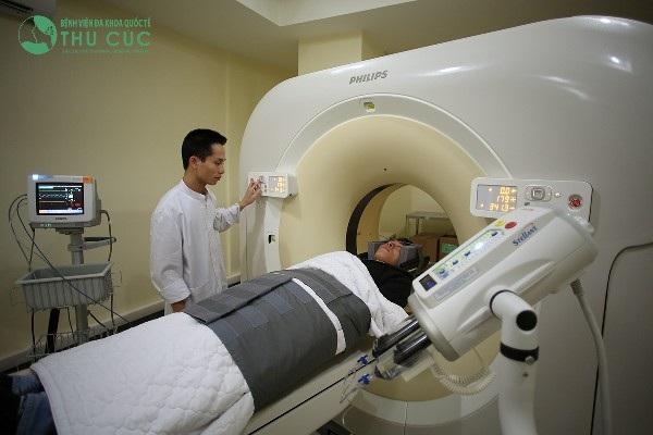 Chụp CT liều thấp là phương pháp sàng lọc ung thư phổi hiệu quả.