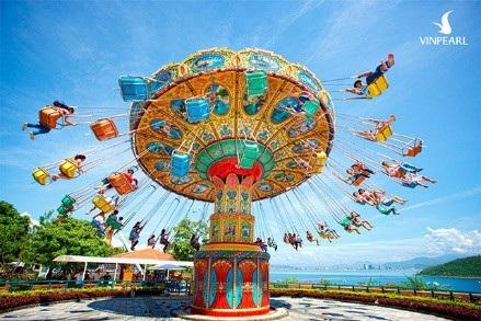 40 voucher trọn gói nghỉ dưỡng tại Vinpearl Nam Hội An, trải nghiệm Vinpearlland Nam Hội An dành cho chủ thẻ VinID mua sắm tại Vincom