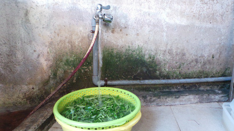 Nhiều mẫu nước giếng tại TPHCM hộ gia đình tự khai thác đang bị ô nhiễm nặng