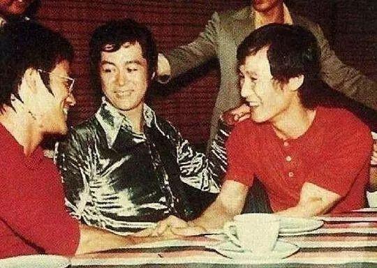 Trần Huệ Mẫn có mối giao tình nhiều năm với Lý Tiểu Long
