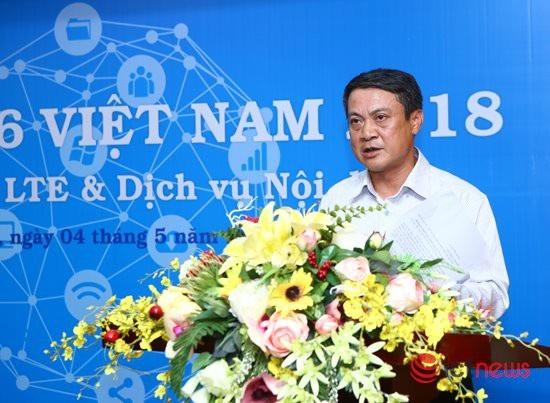 Thứ trưởng Bộ TT&TT Phạm Hồng Hải nhấn mạnh Việt Nam đang cùng thế giới chứng kiến bước nhảy vọt trong chuyển đổi IPv6.