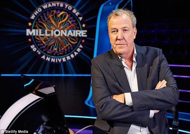 MC mới - Jeremy Clarkson
