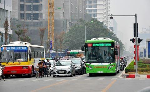 Bình Dương sắp xây dựng tuyến bus nhanh bằng nguồn vốn vay ODA từ Nhật Bản.