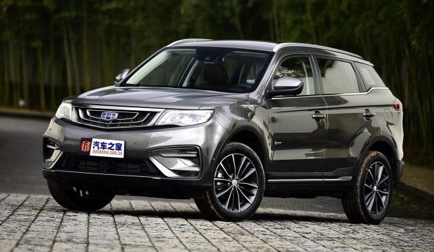 Ô tô nội địa Trung Quốc cạnh tranh ngang ngửa thương hiệu ngoại - 1