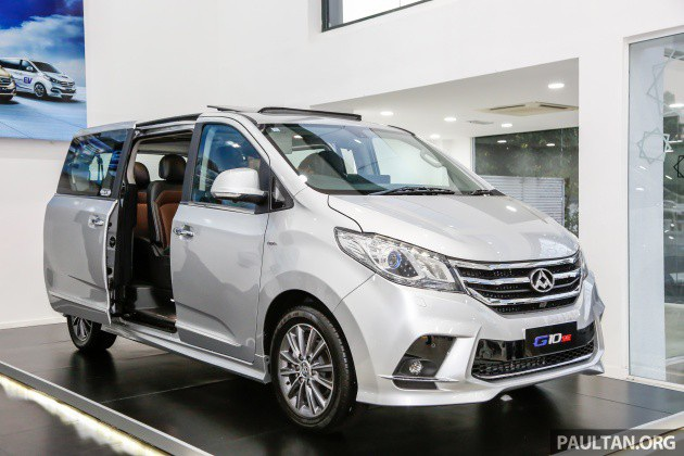 Ô tô nội địa Trung Quốc cạnh tranh ngang ngửa thương hiệu ngoại - 3