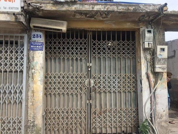 Địa chỉ số 234 Phạm Văn Đồng theo người dân xung quanh không có sự tồn tại của trung tâm dạy Tiếng Anh nào. (Ảnh: Nhật Cường).