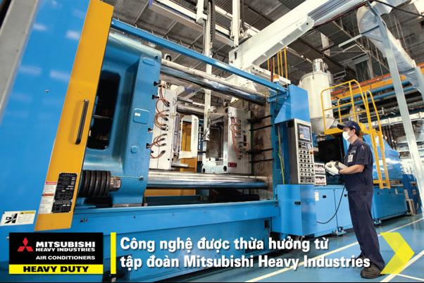 Điều hòa Mitsubishi Heavy ra mắt sản phẩm inverter tiết kiệm điện mới YT - 2