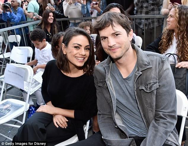 Ashton Kutcher và Mila Kunis từng là bạn thân trước khi trở thành người yêu và vợ chồng.