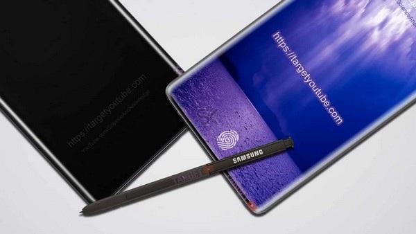 Galaxy Note 9 sẽ được bán ra sớm hơn, tích hợp cảm biến vân tay ngay trên màn hình?