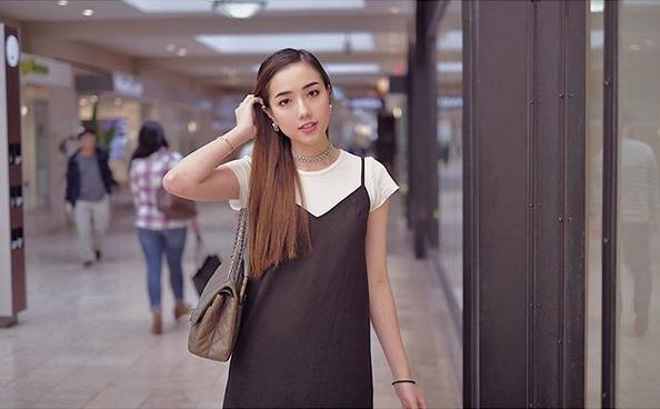 Một số hình ảnh của hot girl Mie