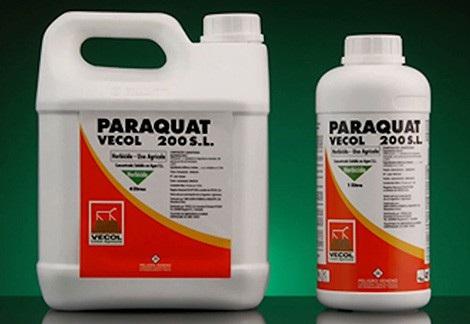 Paraquat là loại thuốc diệt cỏ độc tố cực mạnh đã cướp đi sinh mạng nhiều người (ảnh: minh họa)