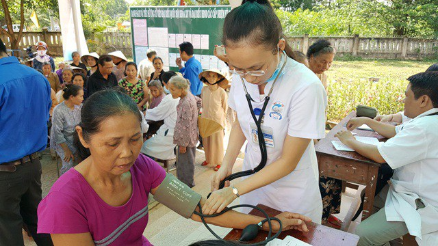 6.000 y bác sĩ trẻ tham gia hoạt động tình nguyện vì sức khỏe cộng đồng (Ảnh minh họa)