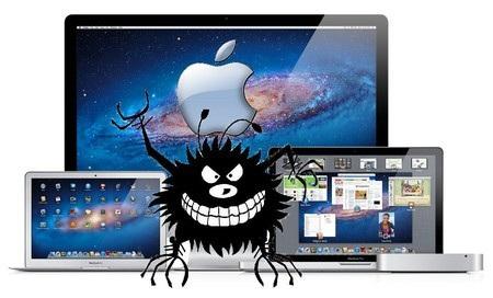 Máy tính Mac cũng có thể nhiễm virus và mã độc như trên Windows