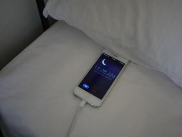 Smartphone ngày nay đủ thông minh để tự ngắt điện khi pin đã sạc đầy