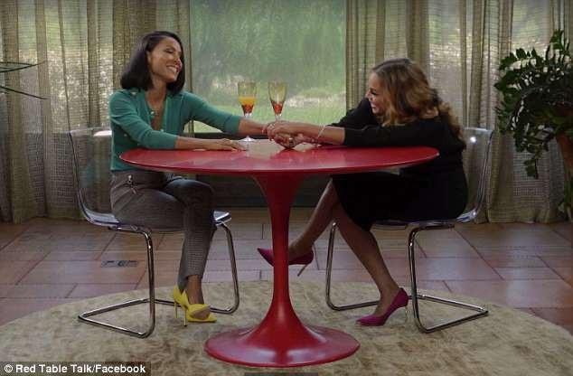 Cuộc chuyện trò đẫm nước mắt của hai người vợ trong cuộc đời Will Smith - 5