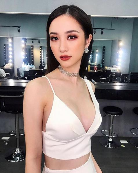 Cô hiện có gần 300.000 người theo dõi Instagram.