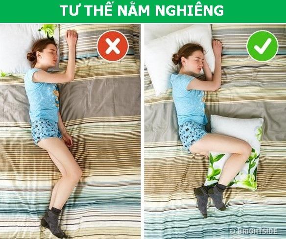 Tư thế ngủ thế nào là đúng để không ảnh hưởng đến sức khỏe? - 1
