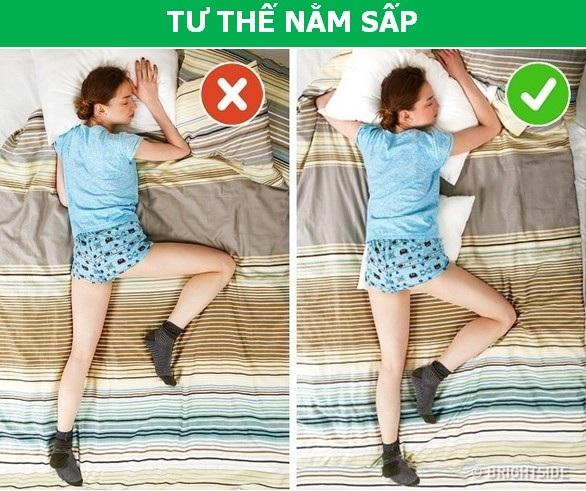Tư thế ngủ thế nào là đúng để không ảnh hưởng đến sức khỏe? - 3
