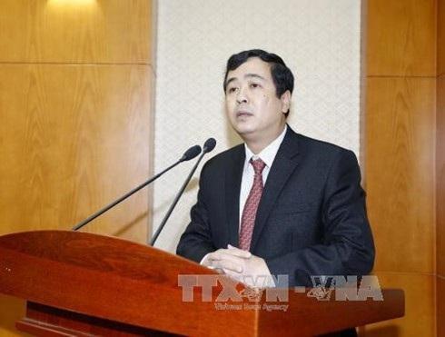Phó Trưởng Ban Kinh tế Trung ương Ngô Đông Hải