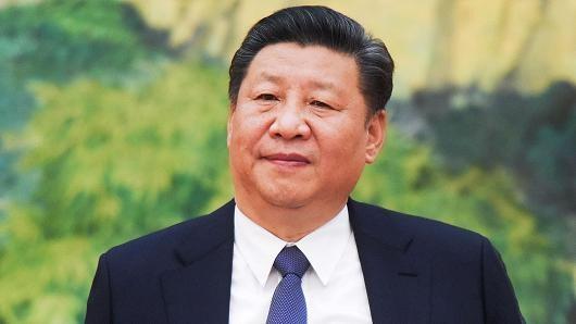 Chủ tịch Trung Quốc Tập Cận Bình (Ảnh: AFP)