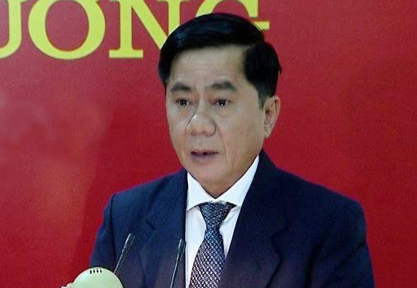 Ông Trần Cẩm Tú đã có thời gian dài công tác tại UB Kiểm tra Trung ương