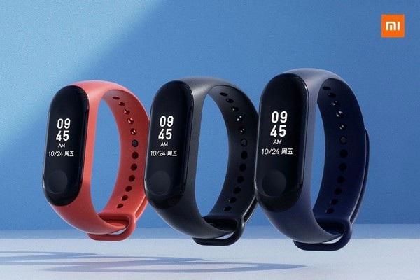 Mi Band 3 là phiên bản mới nhất của dòng đeo tay thông minh giá rẻ Mi Band
