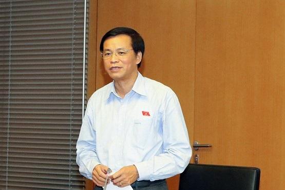 Ông Nguyễn Hạnh Phúc - Tổng Thư ký Quốc hội